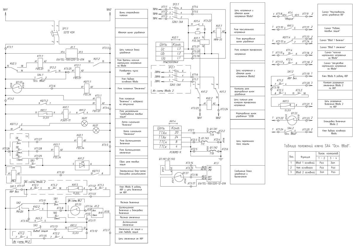 Схемы охранной сгналтзации для авто.  10 схема электрическая принципиальная учетно распределительного щита для...