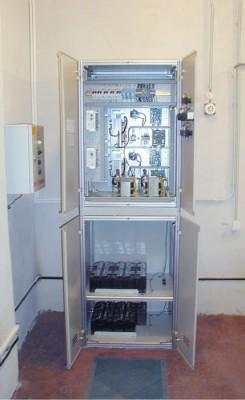 Рис.4. Шкаф оперативного питания постоянного тока.