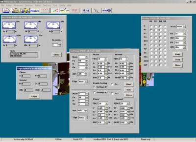 Рис.3. Окно программы MSCom Lite
