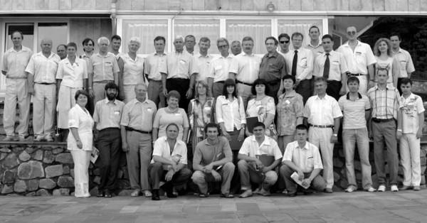 Фото 10. Общее фото участников семинара «Таврида Проект-2006»