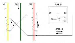 Подключение ТТ к CM_16. Вариант 2.
