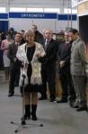 Открытие VIII специализированной выставки «Электрика 2012»
