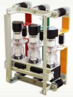 Коммутационный  модуль КМ/TEL с вакуумным выключателем BB/TEL-10 для модернизации ВЭ  КРУ в эксплуатационных или заводских условиях