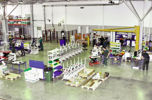 Модернизация сборочного производства